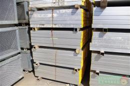 リース アルミ鋼管1m