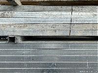 中古 ハイテン鋼管 60角 2m
