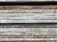 中古 鉄鋼管 60角 3m