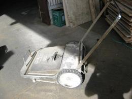 中古 コンクリート床用掃除機
