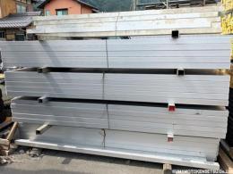 新品 アルミ鋼管2.5m