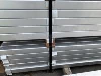 新品 アルミ鋼管 3m