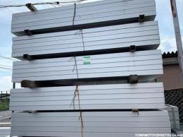 新品 アルミ鋼管2m