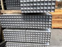 新品 アルミ鋼管4m