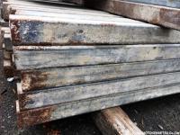 中古 鉄鋼管2.5m