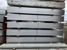 新品 アルミ鋼管 60角用 3m